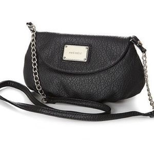 Nine West Archie Black Mini Crossbody Bag